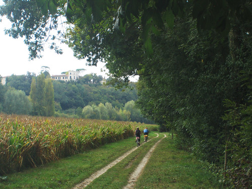 Follow your nose down the towpath to Cognac. Photo: Richard Peace