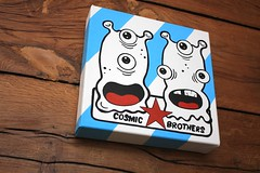 Cosmic Brothers - Reloaded #1
