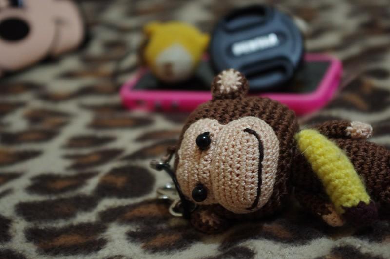 新手貼圖初體驗-小猴
