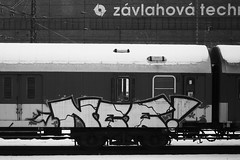 nee (leguanwatch) Tags: train silver panel chrome nee 2011