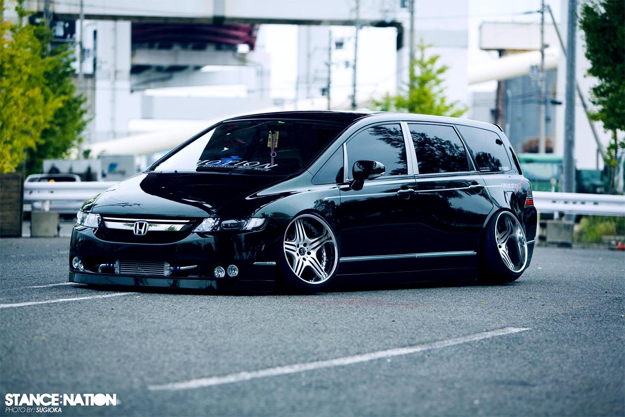 Bagged Minivan