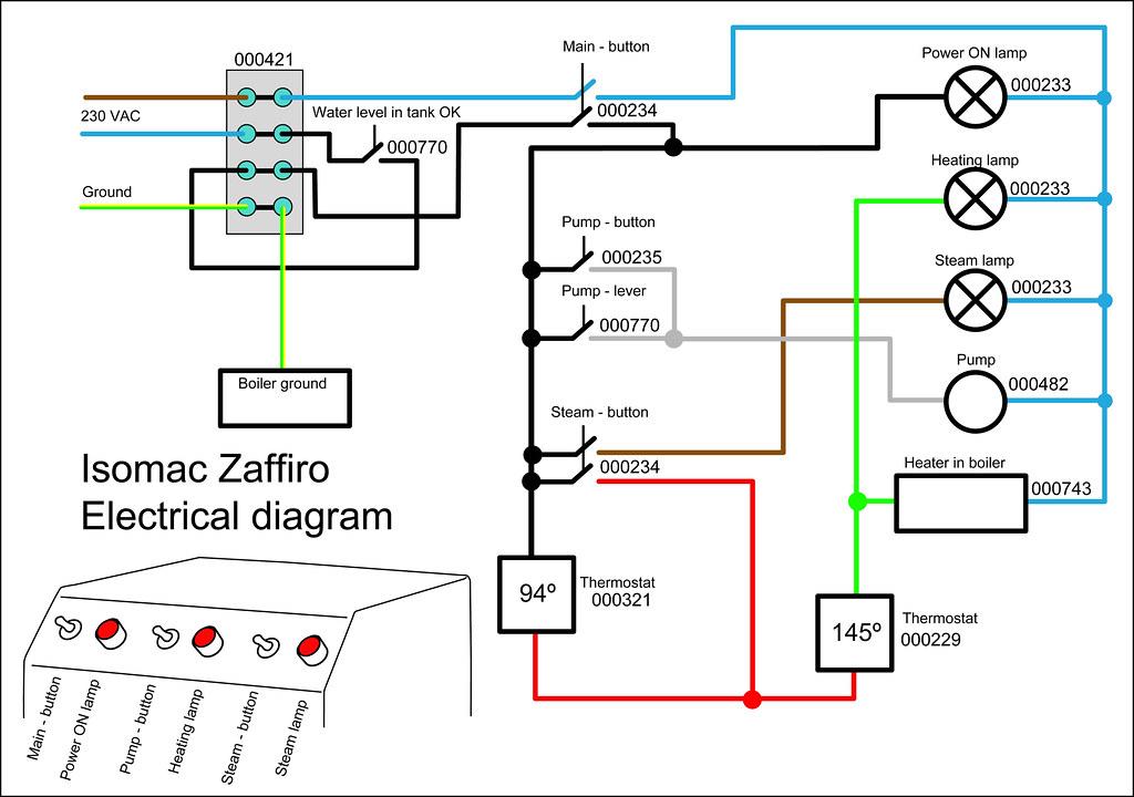 electrical_diagram-zaffiro (dillfilm) tags: wiring diagram electrical  isomac zaffiro