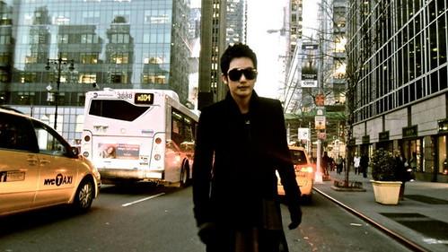 Park Shi Hoo Photos in New York