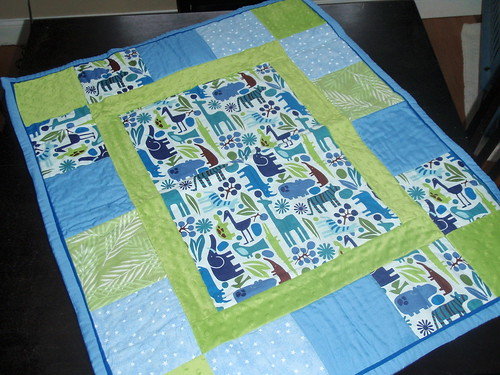 Quilt for Baby A