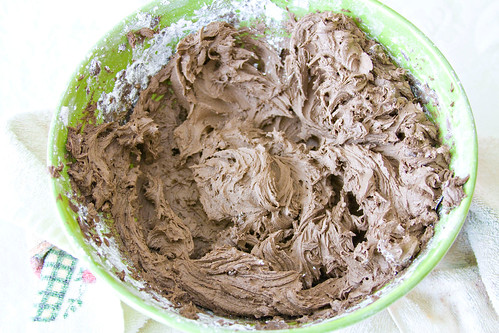 Chocolate Mayonnaise Cake - 4
