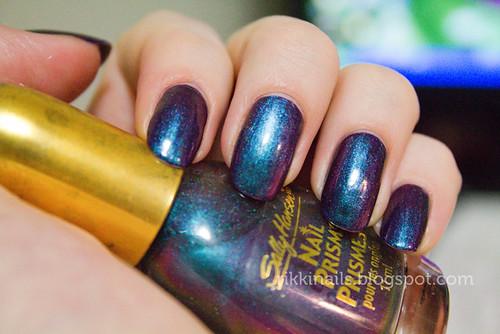 Sally Hansen Turquoise Opal 9
