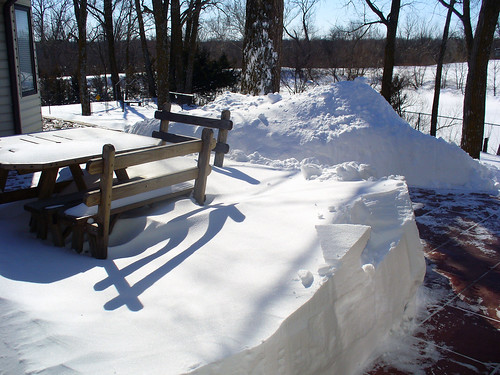 2011-02-02 - Snow Pile! - 0007