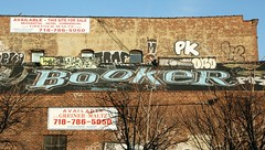 Booker (carnagenyc) Tags: nyc newyork brooklyn graffiti acc reader devo if pk trap dro booker bookman oye readup readmorebooks 2esae rancour boans
