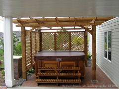 Backyard Pergolas & Patios - The Artic Spa (Switzer's Nursery & Landscaping) Tags: minnesota stone landscape design natural landscaping stonework glenn steps patio cedar handcrafted stonewall northfield interlocking pergola stonesteps paver handset pavers naturalstone waller switzers arbour switzer drystack landscapedesign designbuild hardscape hardscaping customdesigned glennswitzer icpi patiodesign pergoladesign switzersnursery landscapedesigns theartoflandscapedesign switzersnurserylandscaping arbourdesign artoflandscapedesign