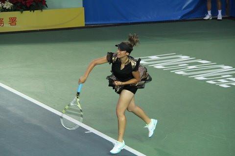 Aravane Rezai - Aravane Rezai tennis 4