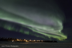 Incredible (Jason Pineau) Tags: winter sky night nt nwt aurora astronomy northwestterritories mackenzieriver tulita fortnorman borealisnorthernlights