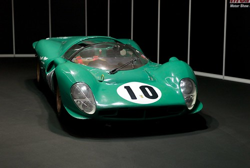L9771085 Motor Show Festival. Ferrari 330 P4 #900, David Piper