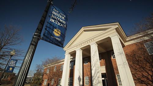 St. James School Campus in Montgomery, AL