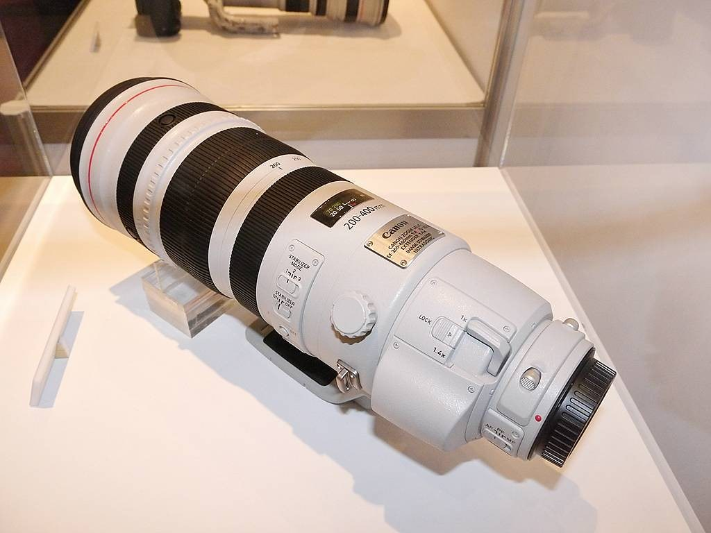 EF 200-400mm f4L IS USM EXTEND