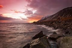 Reykjaströnd (jonrrr) Tags: iceland ísland sjór bátur skagafjörður fiskur brú torfbær