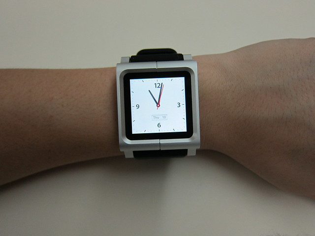 Watch On My Wrist