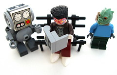 Group shot (aabbee 150) Tags: lego scifi characters