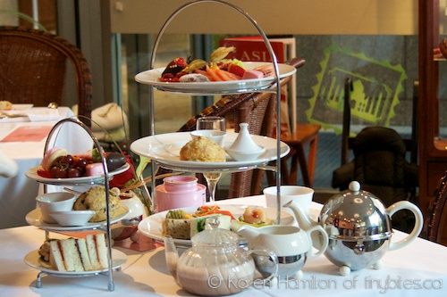 Urban Tea Merchant: Mad Hatter and Sweetheart afternoon tea services