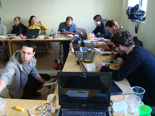 Participants of workshops