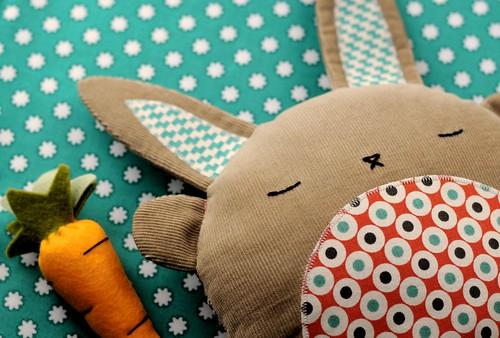 Little bunny blue