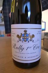 2008 Domaine Leflaive & Associés, Rully 1er Cru