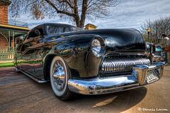 Heritage Square Antique Car Show