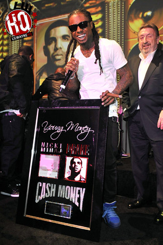 CASH MONEY PRE GRAMMY PARTY PICTURES