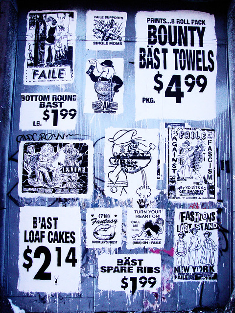 Bast and Faile - Brooklyn