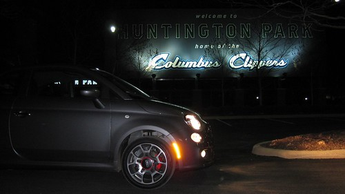 21 - 2012 FIAT 500 - Huntington Park - Columbus, OH