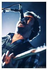 Nothink @ Sala Karma (David Tombilla) Tags: david rock night canon 50mm concert state live sala hidden age karma 18 pontevedra bipolar spotlights 550d nothink tombilla