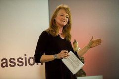Krista Tippett Delivers TEDTalk at the United Nations