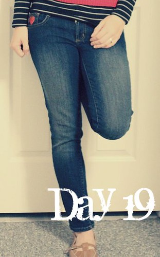 February TIghts Challenge: Day 19