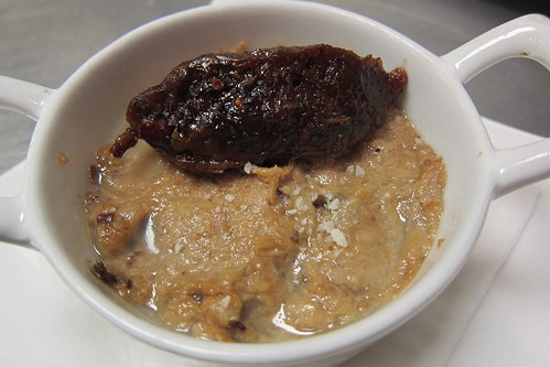 Pork Rillette with Dried Fruit Compote