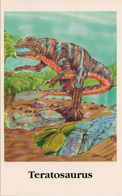 Teratosaurus