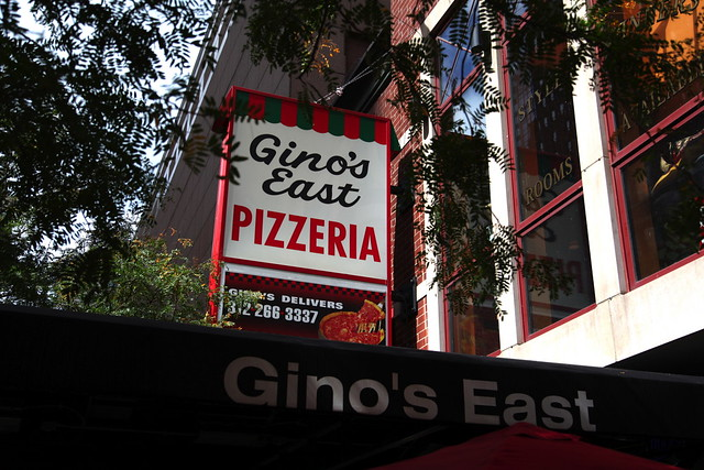 At Gino's East