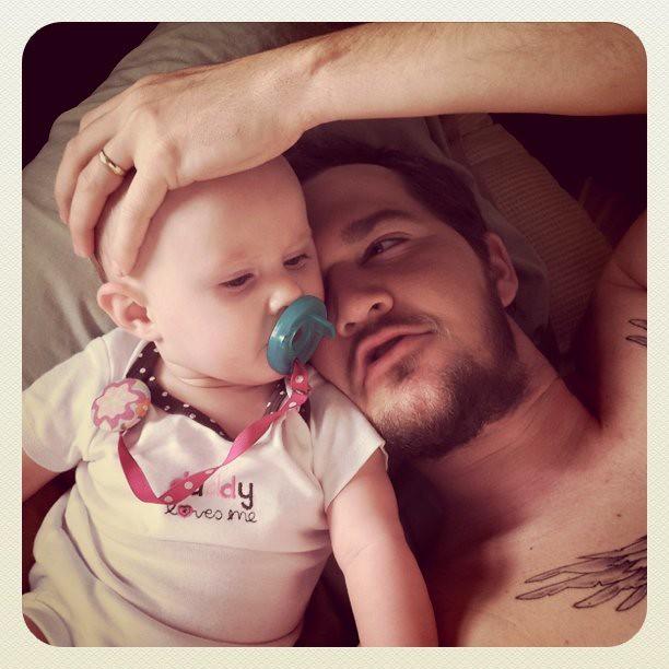 Daddy an Luc