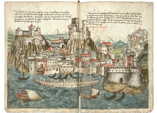 012-Konrad von Grünenberg- Beschreibung der Reise von Konstanz nach Jerusalem 1487- © 2010 Badische Landesbibliothek