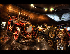 Aaah, I see.... (Kemoauc) Tags: auto classic car museum photoshop germany deutschland mercedes nikon stuttgart structure mercedesbenz oldtimer hdr daimler topaz historisch wrttemberg d90 photomatix nikond90 hdrterrorist kemoauc
