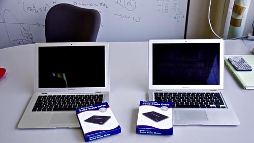 Replacing Macbook Air HD
