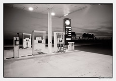 if you do not believe in extraterrestrial - visit a gas station after midnight ... (look-book) Tags: leica blackandwhite bw white black france film analog blackwhite nikon frankreich foto trix d76 fotos sw mp analogue 24mm visitor coolscan asph f28 extraterrestrial 9000 tankstelle lookbook selfdeveloped elmarit analogous analogicas análogo