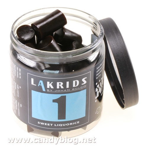 Lakrids Sweet Liquorice by Johan Bulow