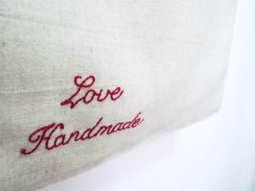 Love Handmade Tote