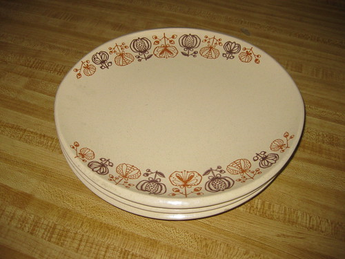 Franciscan plates