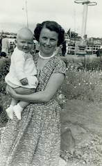 Image titled Jenny McCreath and Glenn McCreath  Rothesay 1957