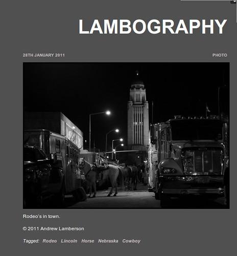 lambography