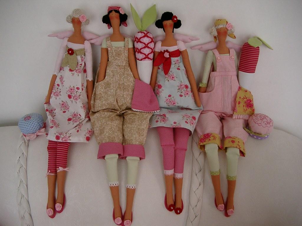 Кукла тильда своими рукам