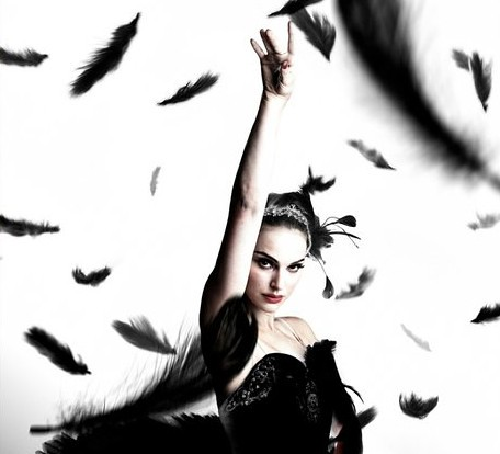 I wonder what 'The Black Swan' would look like as a black-and-white movie?
