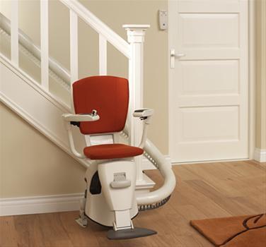 silla sube escalera