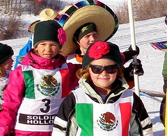 team Mexico costumes