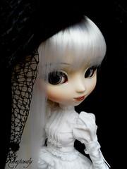 Rediffusion (Nybellune) Tags: light noir beyond pullip dying blanc rhapsody cinciallegra rediffusion